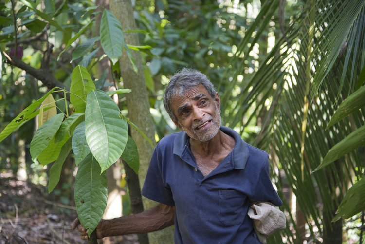 Spice Farmers in Sri Lanka